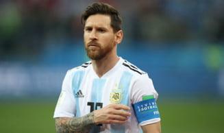 Messi a dat petrecere in cantonament de ziua lui si a organizat un gratar pe cinste VIDEO