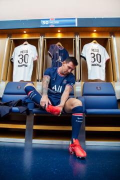Messi a debutat la PSG! Ce a făcut superstarul argentinian în primul meci în Franța