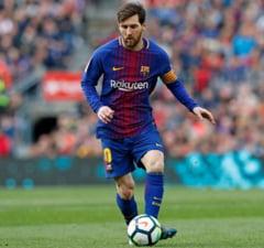 Messi a dezvaluit de ce vomita in timpul meciurilor