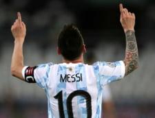 """Messi a intrat in istoria nationalei sale: a bifat un nou record in tricoul """"pumelor"""" si a dat recital VIDEO"""