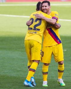 Messi a intrat in istorie la meciul Valladolid - Barcelona 0-1