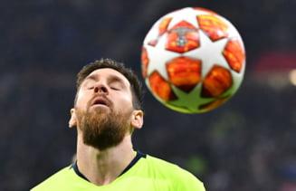 Messi a lipsit de la primul antrenament al Barcelonei pentru noul sezon
