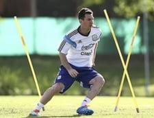 Messi a ratat echipa ideala a anului