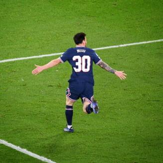 Messi a spart gheața la PSG! Argentinianul a dat un super gol în duelul cu Manchester City! Toate rezultatele din Champions League VIDEO