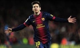 Messi cere un salariu mai mare la Barcelona