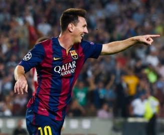 """Messi este """"extraterestru"""": Cifrele fabuloase din 2014"""