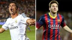 Messi il lauda pe Cristiano Ronaldo