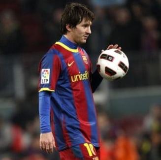 Messi isi anunta plecarea de la FC Barcelona