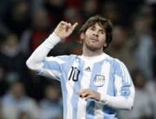 Messi l-a invins din nou pe Cristiano Ronaldo (Video)