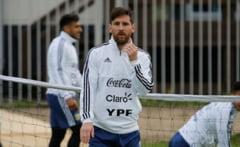 Messi nu se retrage din nationala Argentinei: Presedintele Federatiei face anuntul zilei