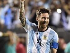 Messi revine cu gol la nationala, victorie pentru Neymar si spectacol in partida Italia-Franta