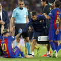 Messi s-a accidentat: Iata cat va lipsi de la Barcelona
