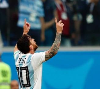 Messi se retrage temporar din nationala Argentinei - presa