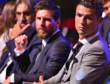 Messi si Cristiano Ronaldo, impreuna la Superclasico