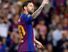 Messi si Cristiano Ronaldo nu participa la gala FIFA The Best