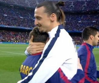 Messi si Ibrahimovici au oferit faza zilei la Barcelona