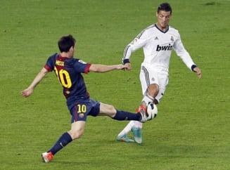 Messi si Ronaldo, marii absenti in El Clasico?