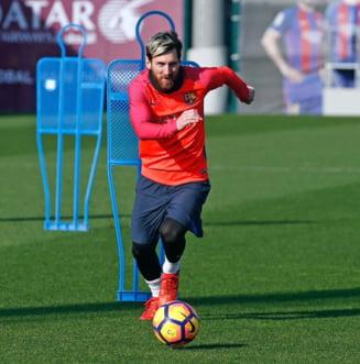 Messi si-a prelungit contractul cu Barcelona: Salariu urias pentru starul argentinian