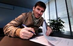 Messi va deveni cel mai bine platit fotbalist al planetei