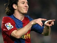 Messi vs. Viitorul Balon de Aur