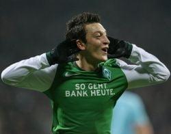 Mesut Ozil, la Real Madrid