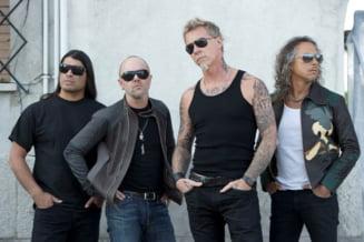 Metallica, in concert in Antarctica