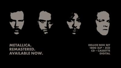 """Metallica a lansat in format digital albumele """"The Black Album"""" şi """"The Metallica Blacklist"""". Vânzările vor fi donate mai multor organizaţii caritabile"""