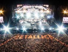 Metallica isi anuleaza toate concertele: Solistul e la dezintoxicare