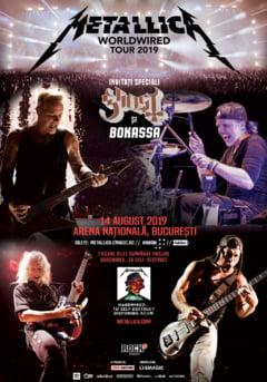Metallica va concerta in Romania anul viitor