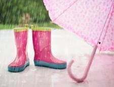 Meteo: Inca nu scapam de ploi