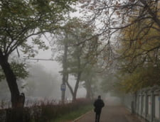 Meteo: Temperaturile scad si ploua