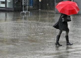 Meteorologii au prelungit avertizarea pentru mai multe localitati din judet