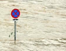 Meteorologii avertizeaza: Riscul de inundatii rapide va creste din cauza taierilor de paduri