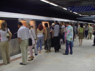 Metrorex, administrat de Primaria Capitalei