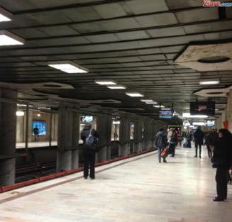 Metrorex a batut palma cu sindicalistii: Salariile angajatilor din subteran cresc, de maine, cu 20%