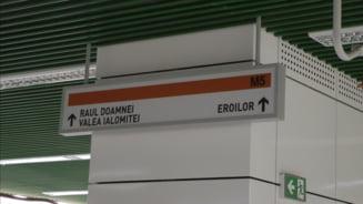 Metrorex a publicat programul de circulatie pentru metroul din Drumul Taberei, sectiunea Eroilor 2 - Valea Ialomitei