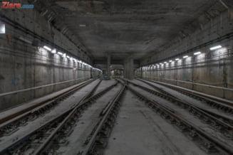 Metrorex vrea, din nou, sa cumpere trenuri pentru Magistrala Drumul Taberei. Incercarea precedenta s-a lasat cu anchete DNA si condamnari
