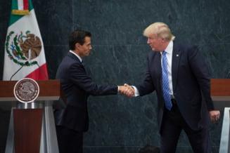 Mexicul dezvaluie minciunile lui Trump