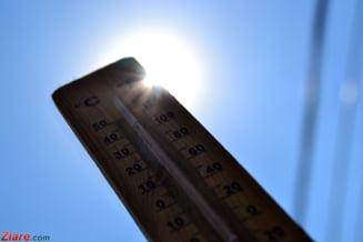 Mica Siberie din Romania se topeste - a fost depasita cea mai mare temperatura inregistrata vreodata