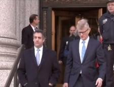 Michael Cohen, fostul avocat al lui Donald Trump, a fost condamnat la 3 ani de inchisoare