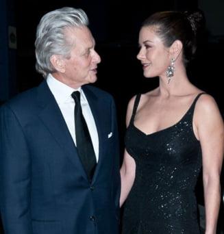 Michael Douglas si Catherine Zeta-Jones isi reinnoiesc juramintele