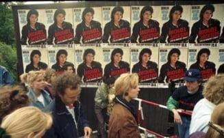 Michael Jackson avea dosar la STASI