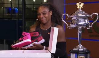 Michael Jordan, gest superb pentru Serena Williams, dupa victoria tenismenei in finala de la Australian Open