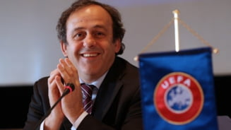 Michel Platini a dezvaluit manevra prin care Franta a evitat Brazilia inainte de finala CM 1998