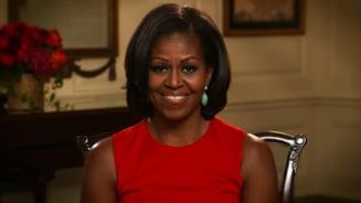 Michelle Obama, dupa 8 ani la Casa Alba: Ma trezesc in fiecare dimineata intr-o casa construita de sclavi (Video)