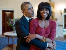 Michelle Obama, la 50 de ani: Petrecere cu dans la Casa Alba