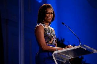 Michelle Obama, o Prima Doamna altfel: Momente memorabile cu sotia lui Obama (Video)