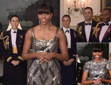 "Michelle Obama, prea sexy la Oscar 2013 - iranienii au ""imbracat-o"" in Photoshop"