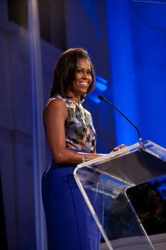 Michelle Obama, ultimul mesaj ca First Lady: Sa nu aveti teama! Ma auziti? Fiti determinati! (Video)