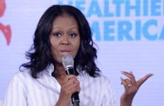 Michelle Obama spune ca se confrunta in continuare cu discriminarea
